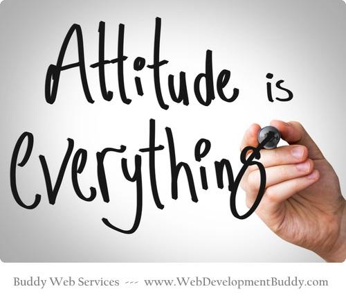 Have a good Attitude!